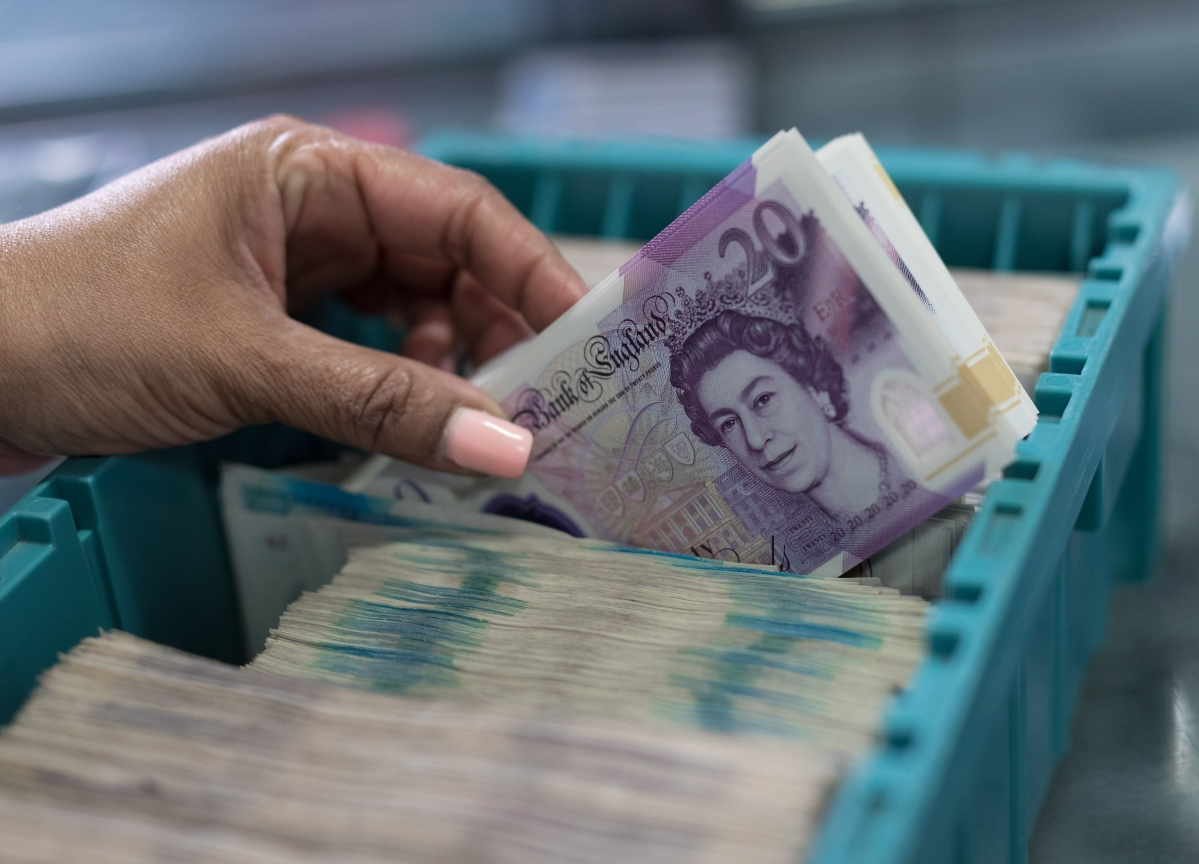 Currency Liquidity Vanishes on Mounting Fears of London Hub Slamming Shut