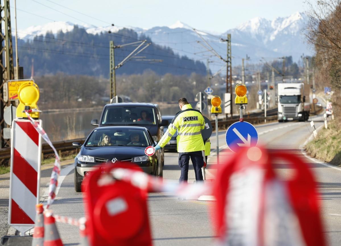 Europe Shuts Its Borders in Desperate Effort to Stop Virus