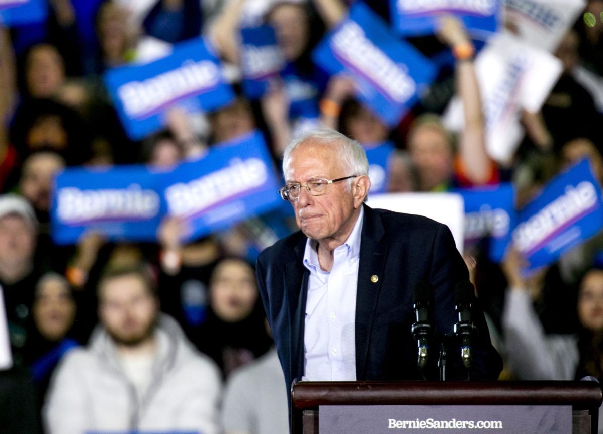 Biden, Sanders Use Coronavirus Response to Define Their Visions
