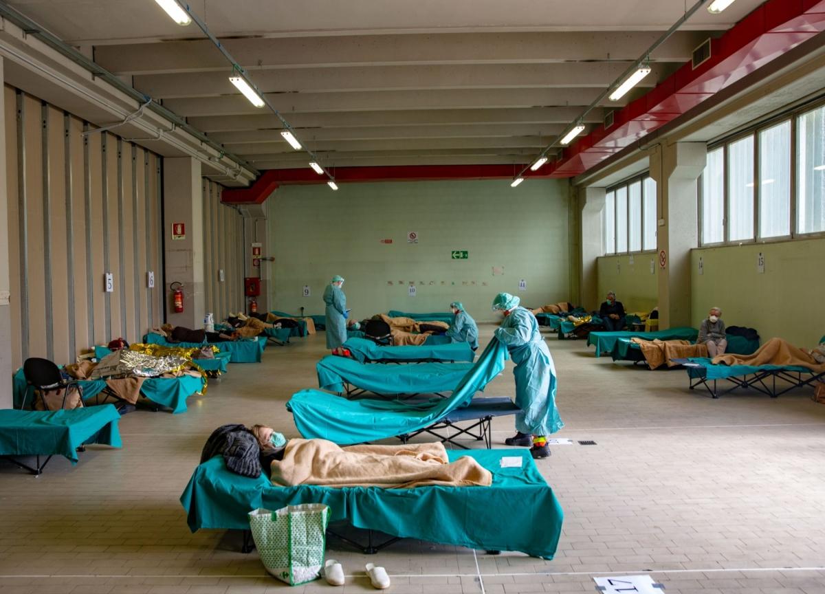 Italy's New Coronavirus Cases Decline as Measures Kick In