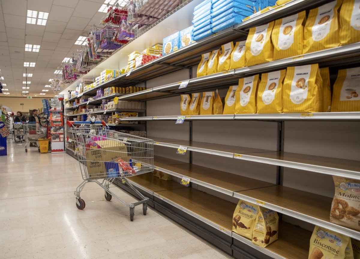 Why Rational People Are Panic Buying as Coronavirus Spreads