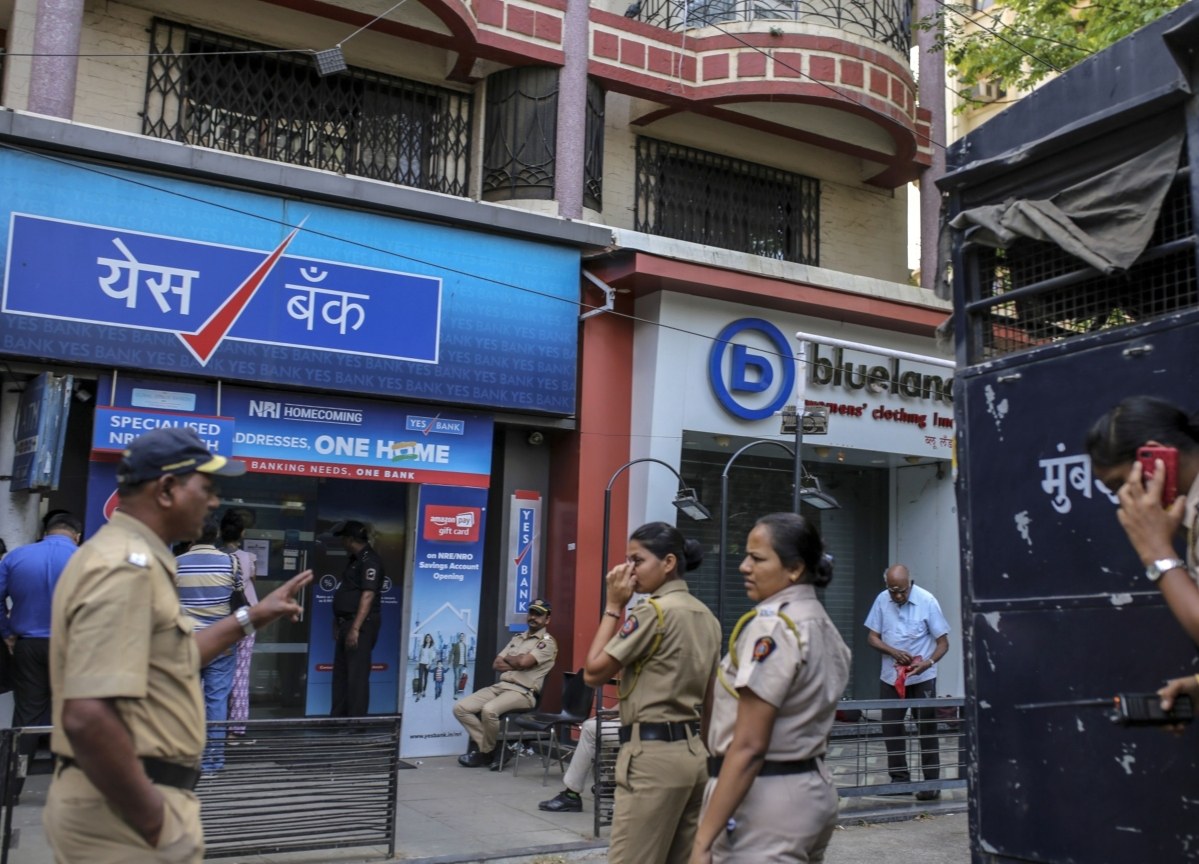 India's Chaotic Bank Seizure Sends Shockwaves Through Markets