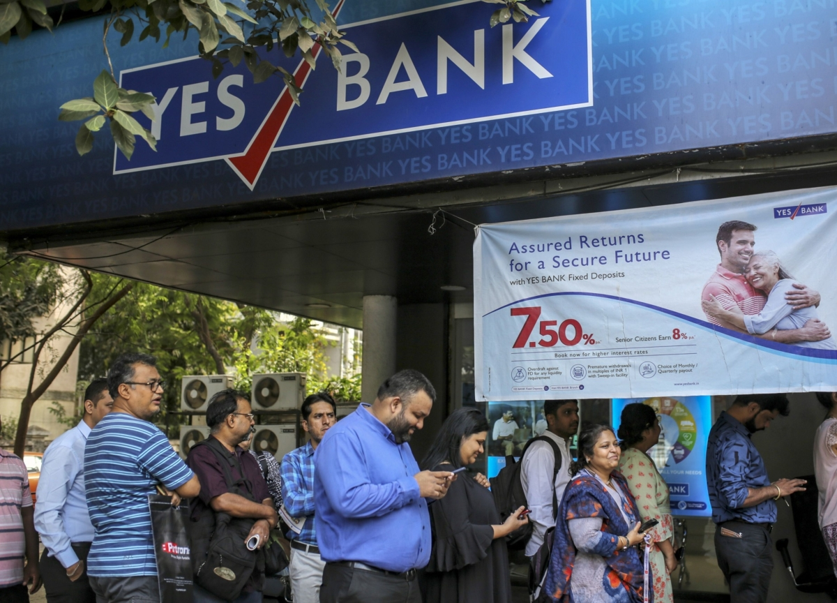 Yes Bank Scam: CBI Carries Out Searches At Seven Locations
