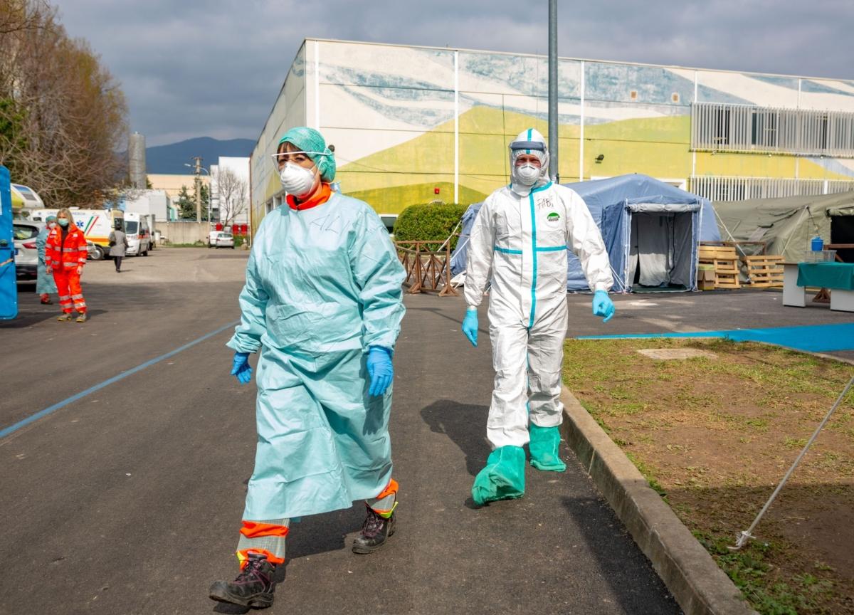 Life in Italian Lockdown After a Tragic Coronavirus Denial