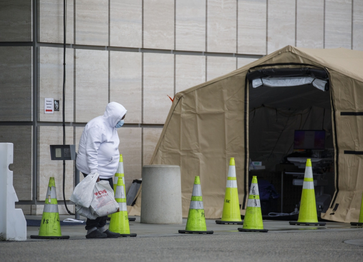 States Tighten Public Limits; Grim Italy Milestone: Virus Update