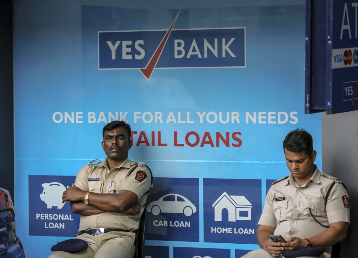 India Ratings Revises Yes Bank Ratings Watch To 'Evolving' From 'Negative'