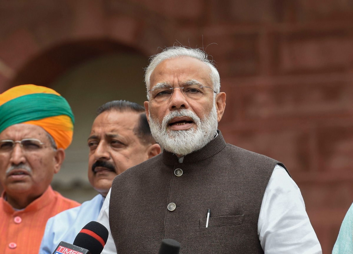India Goes Under Complete Lockdown For 21 Days