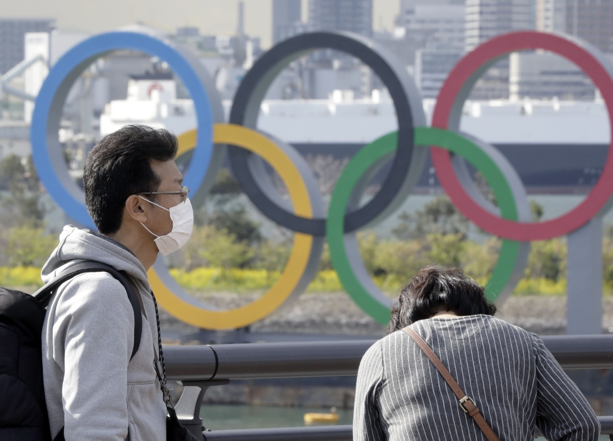 Japan Could Face Year-Long Slump If 'Cursed' Olympics Canceled