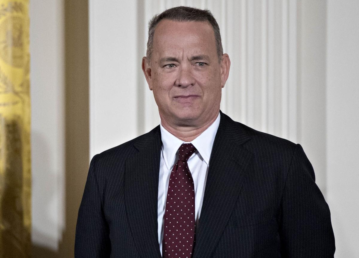 Tom Hanks, Rita Wilson Discharged From Hospital, Says Son Chet