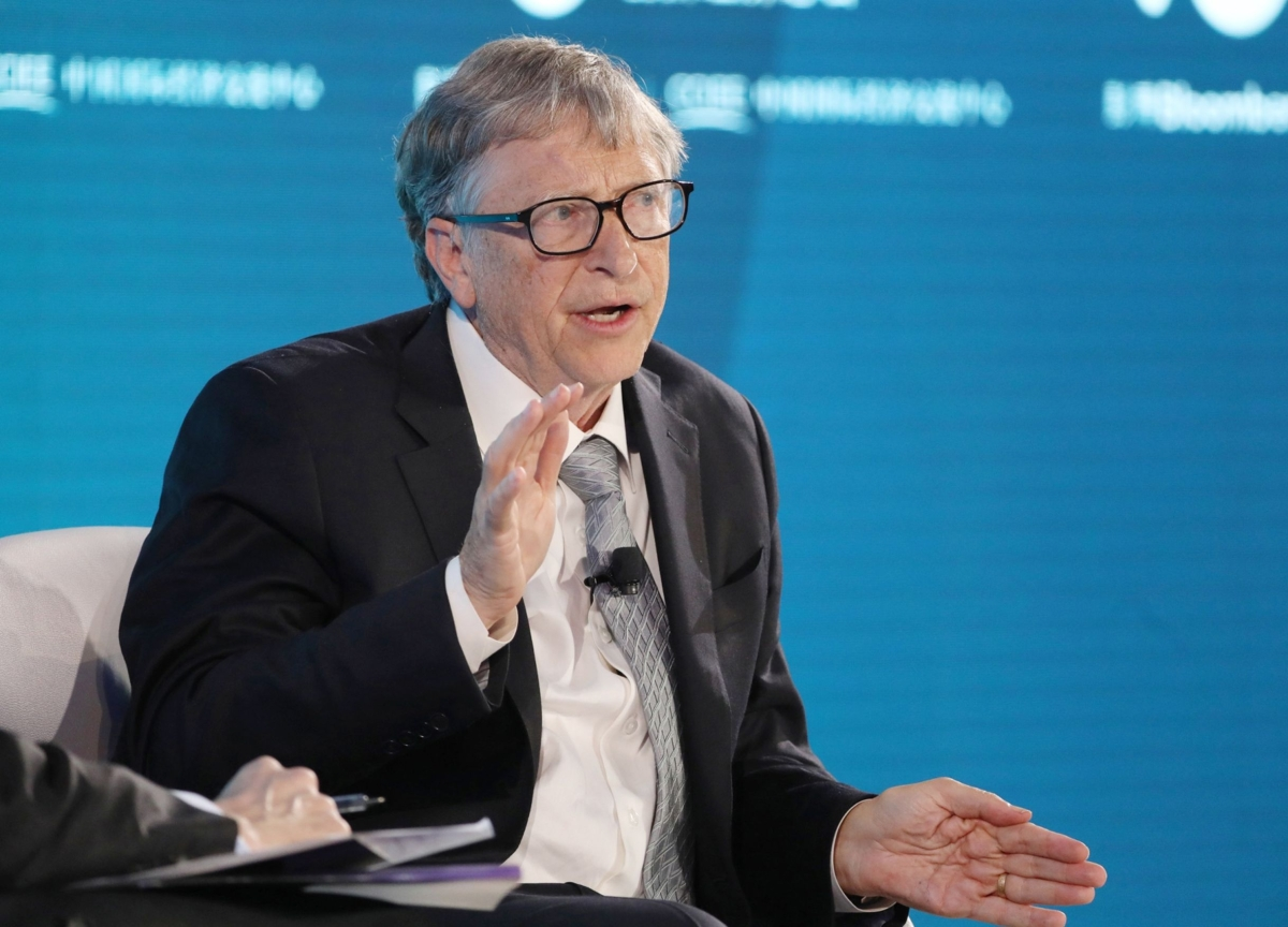 Gates Leaves Microsoft Board to Focus on Philanthropy