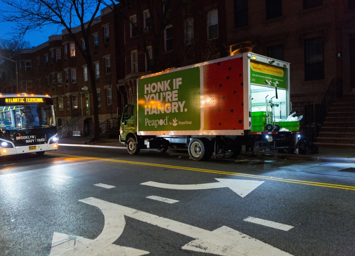 Truckers Wary of New York Deliveries Create Headache for Grocers
