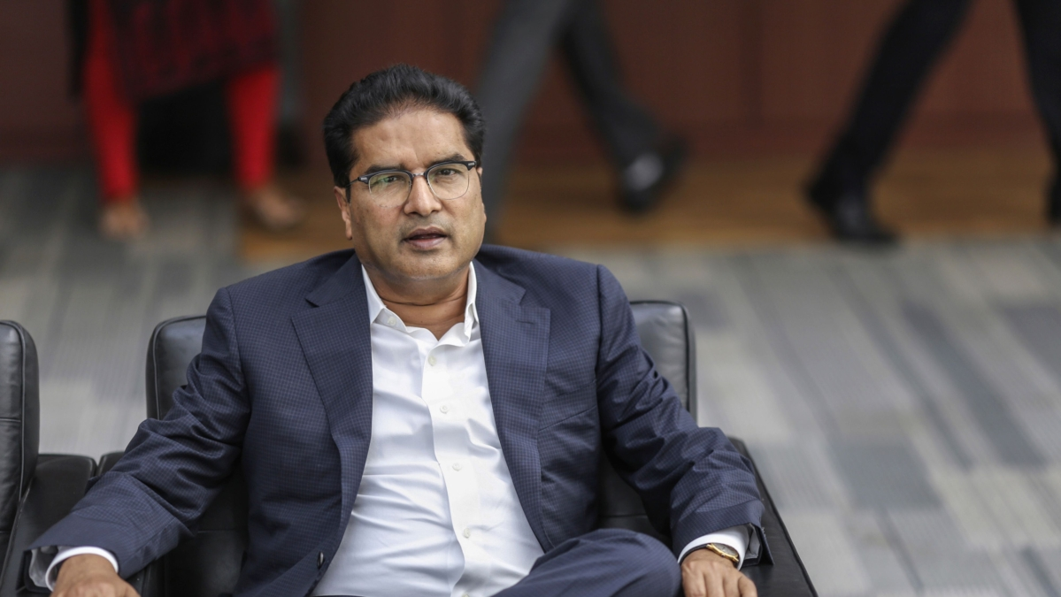 Raamdeo Agrawal's One Advice To Brave Investors Who Want To Enter Market