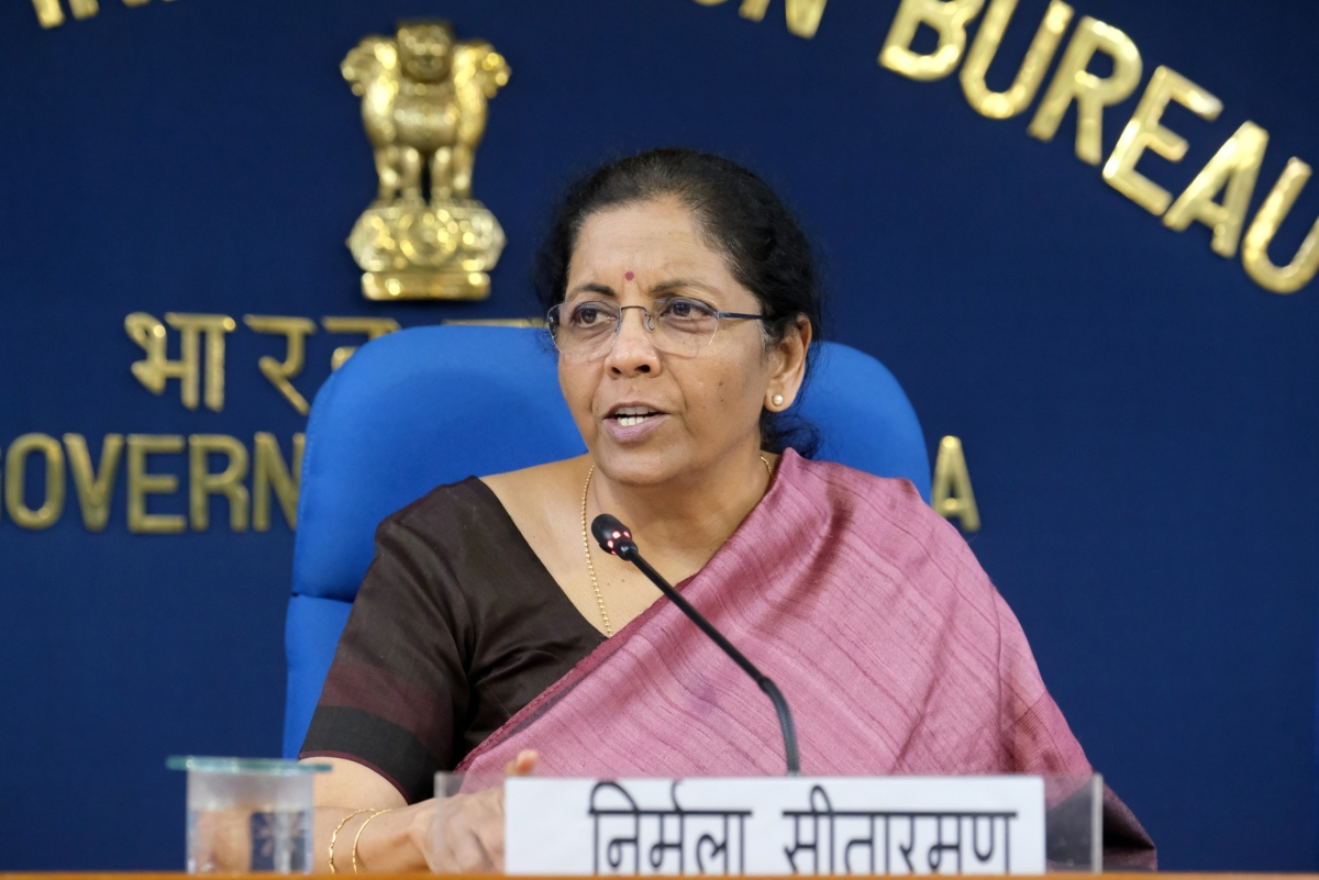 Nirmala Sitharaman Press Conference Live: FM Announces Rs 1.7 lakh Crore Coronavirus Relief Package