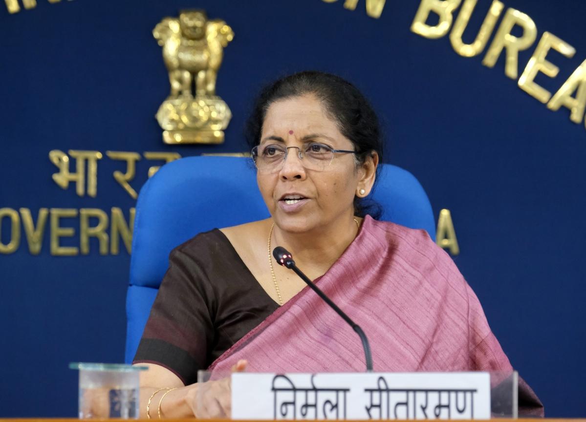 Nirmala Sitharaman Press Conference Live: FM Announces Rs 1.7 lakh Crore Coronavirus Relief Package