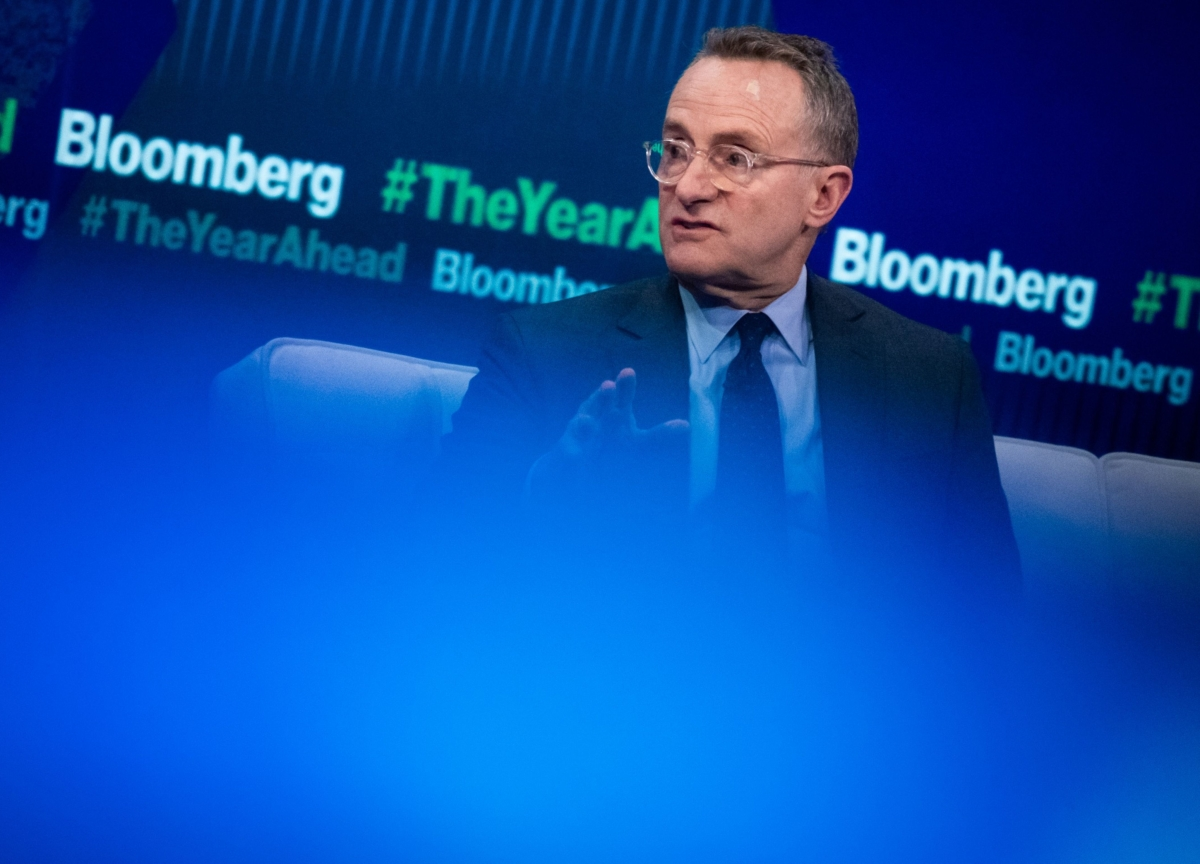 Oaktree's Howard Marks Says He's Starting to Find Bargains to Buy