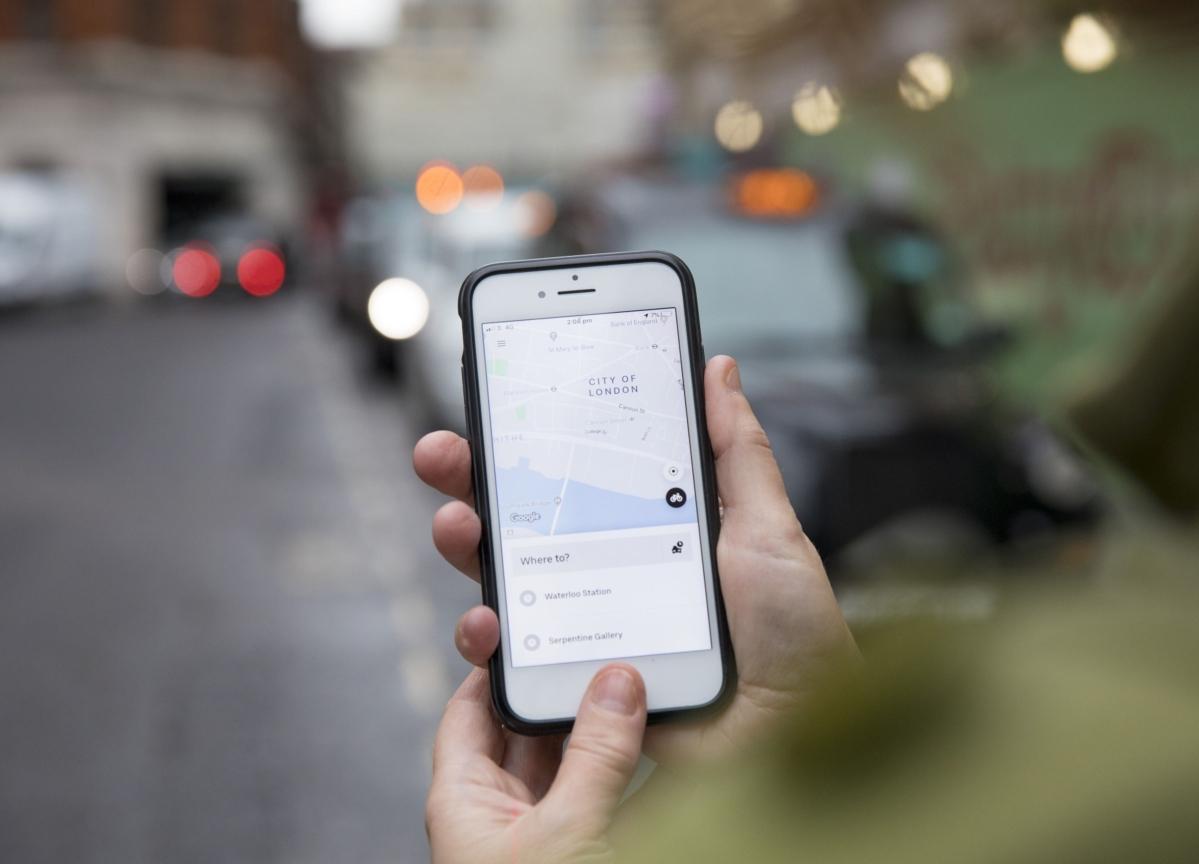 Ex-Uber Engineer Bankrupt After $179 Million Google Ruling