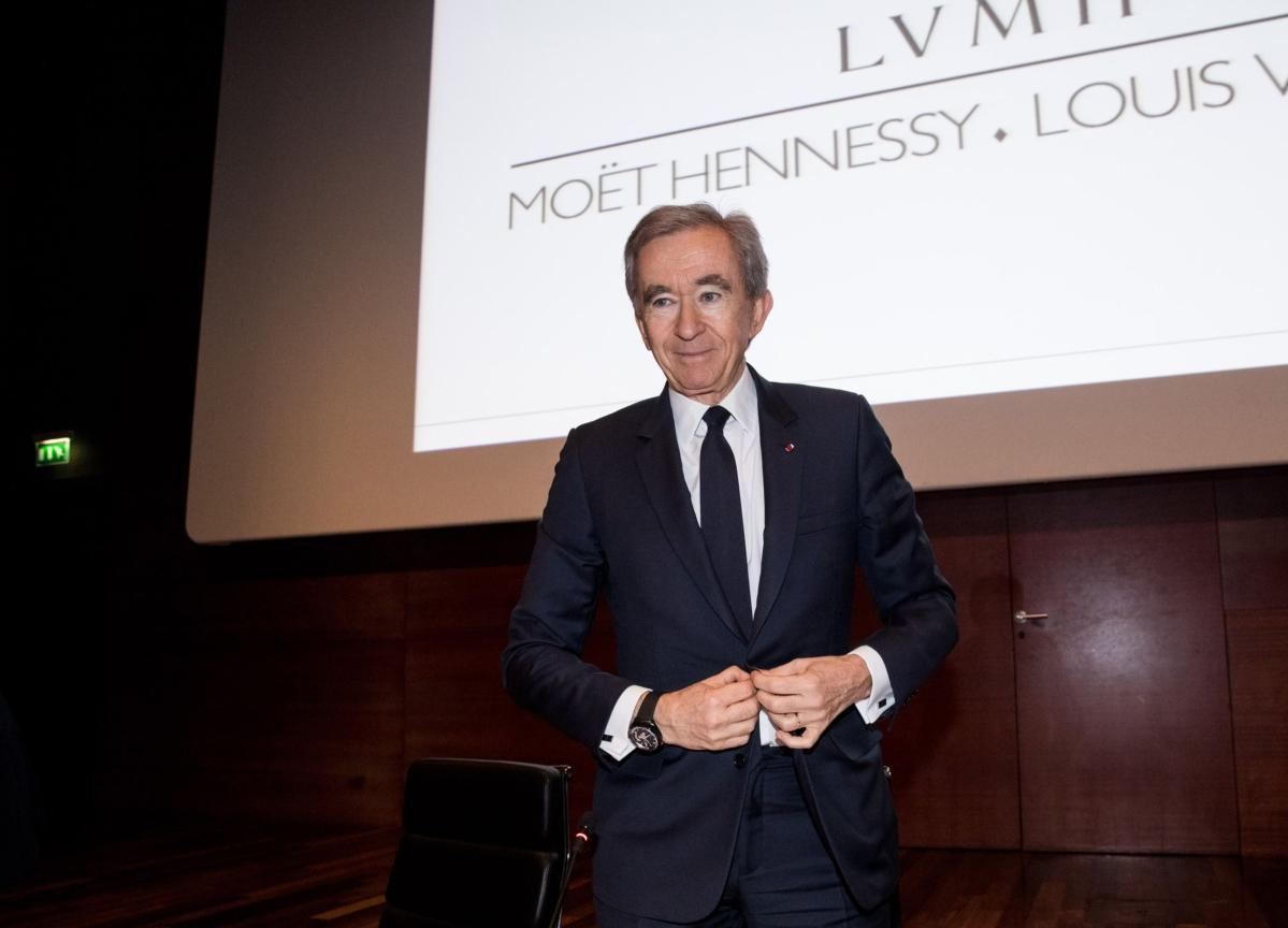 Europe's Richest Man Gains $11 Billion on Day Stocks Surged