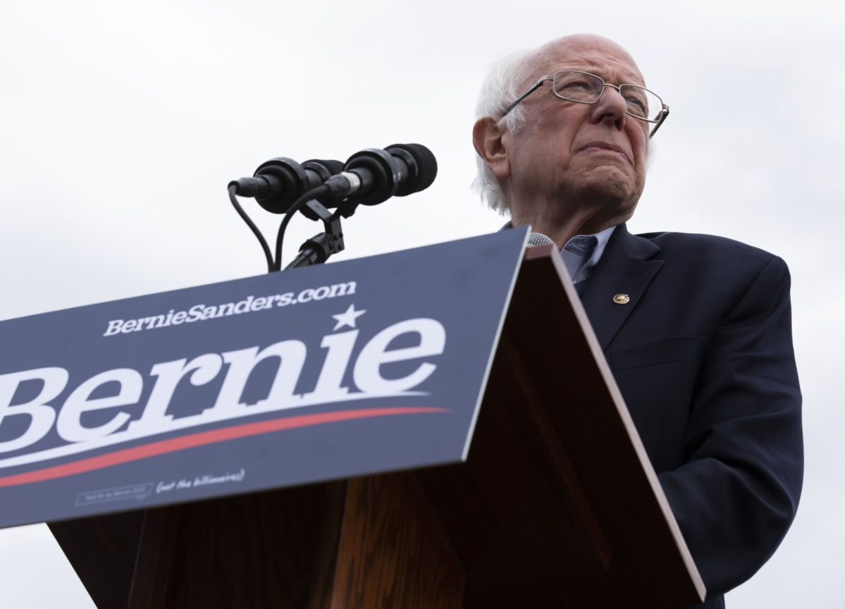 Sanders Cancels Trip to Mississippi, Ceding South to Biden