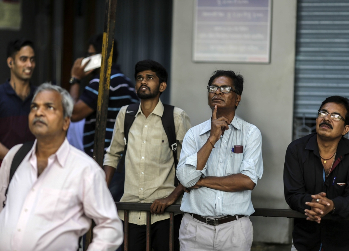 India Sees No Need for Immediate Steps to Counter Market Panic