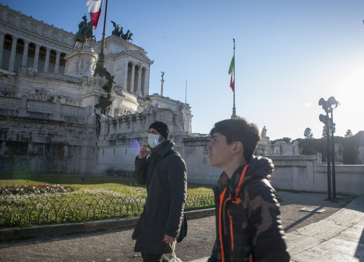 Italy Virus Cases Rise, Fueled by Infections in Lombardy