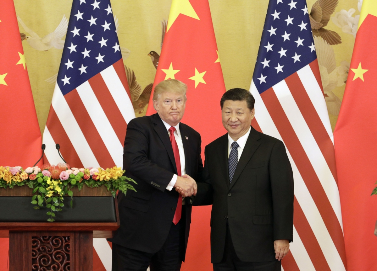 Xi's Keeping His Powder Dry While Trump Splurges on Stimulus