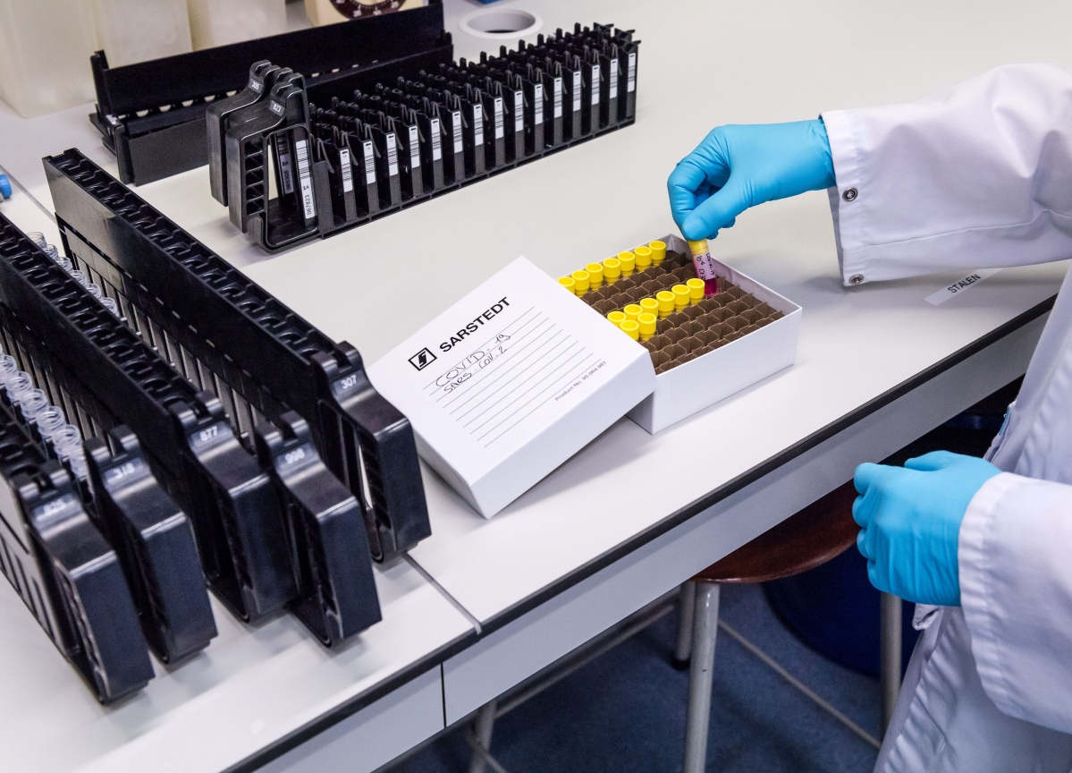 Virus Tests and Transparency Are Main Concerns in U.S. Congress