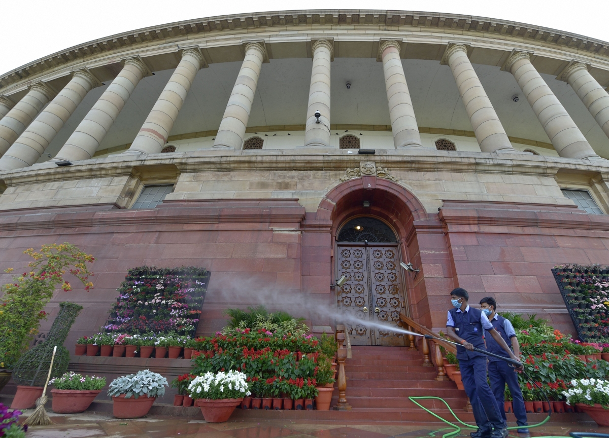 Parliament's Budget Session Likely To Be Concluded On Monday