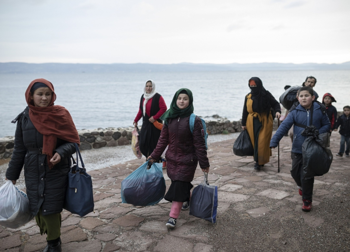 EU Gives $780 Million to Help Greece Stop Migrants at Border