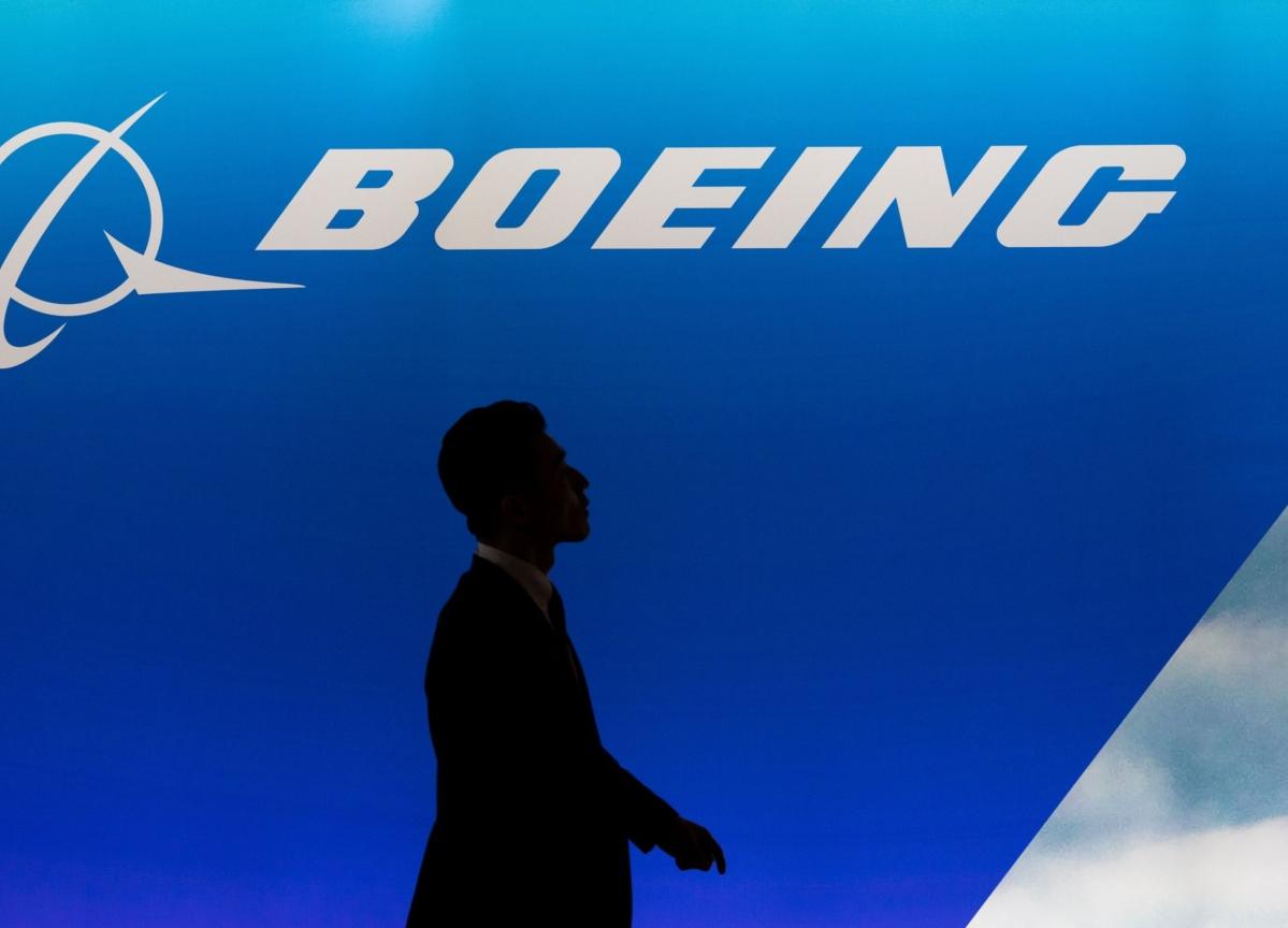 Boeing's Max Crisis Meets Coronavirus