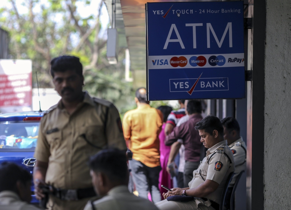 Biggest Rescue of India Bank to Deepen Lenders' Funding Woes