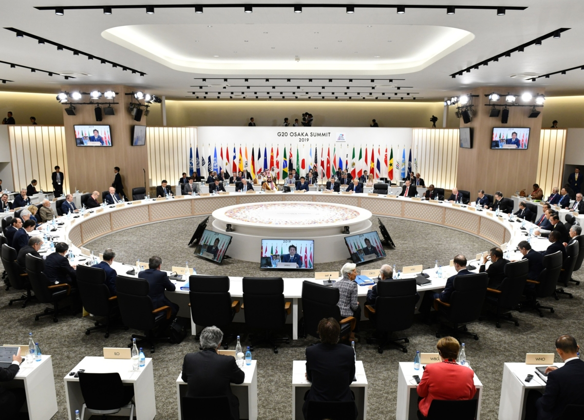Australia, South Korea Call for G-20 Talks Amid Market Rout