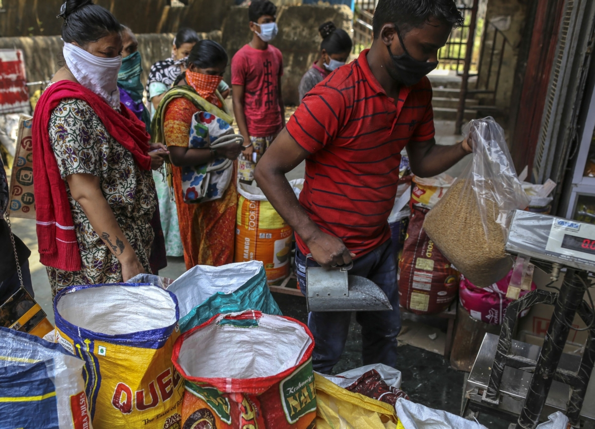Here's What Indians Are Buying During The Virus Outbreak