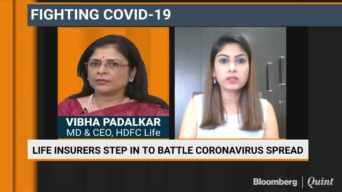 Life Insurers Step In To Battle Coronavirus Spread