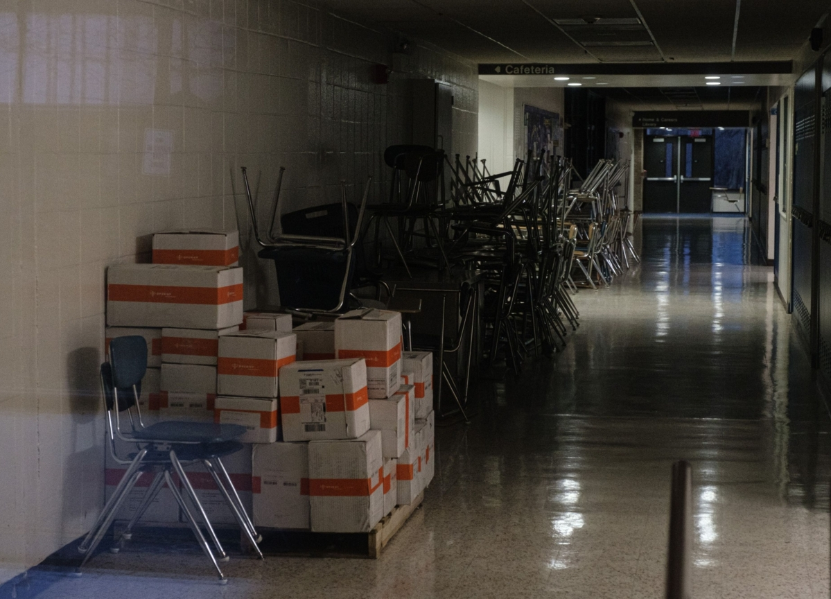 U.S. School Virus Closings May Leave Millions Hungry, Officials Warn