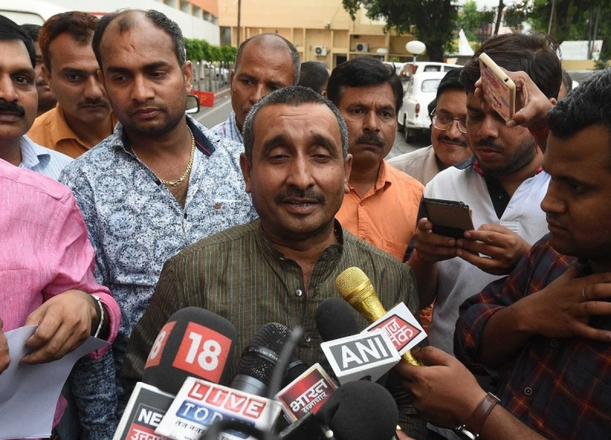 Unnao Case: Delhi Court Sentences Expelled BJP MLA Kuldeep Sengar To 10 Years In Prison