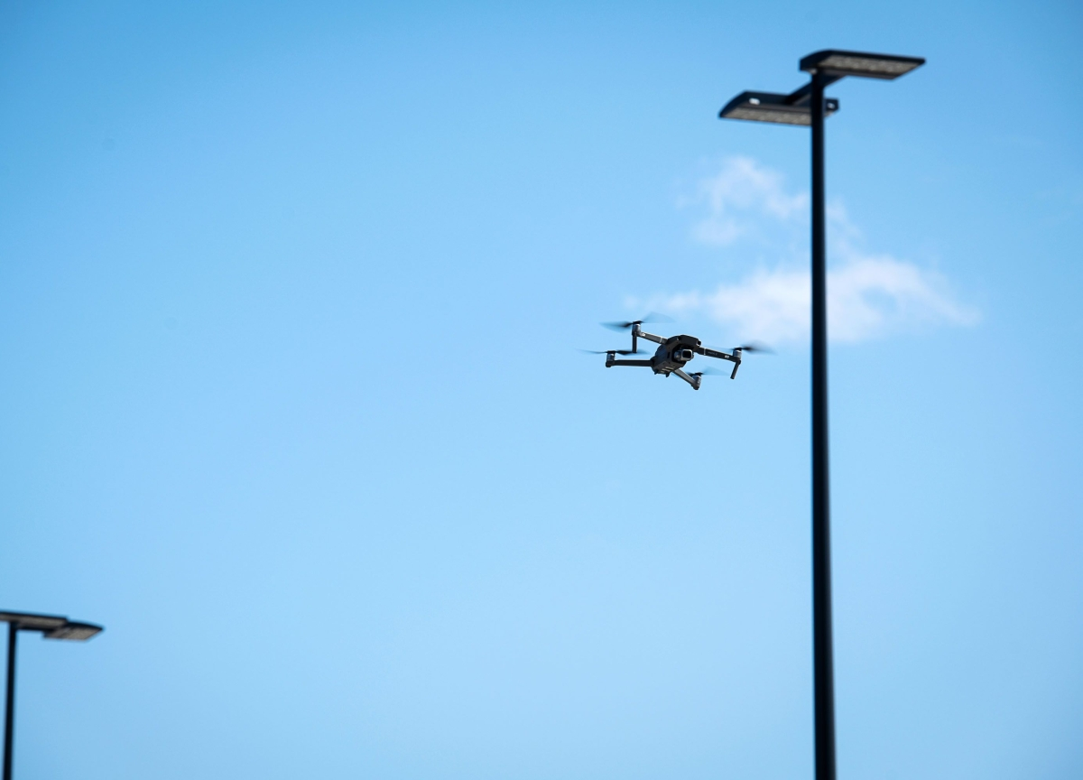 U.S. Sees War-Zone Drones as New Improvised Explosive Devices