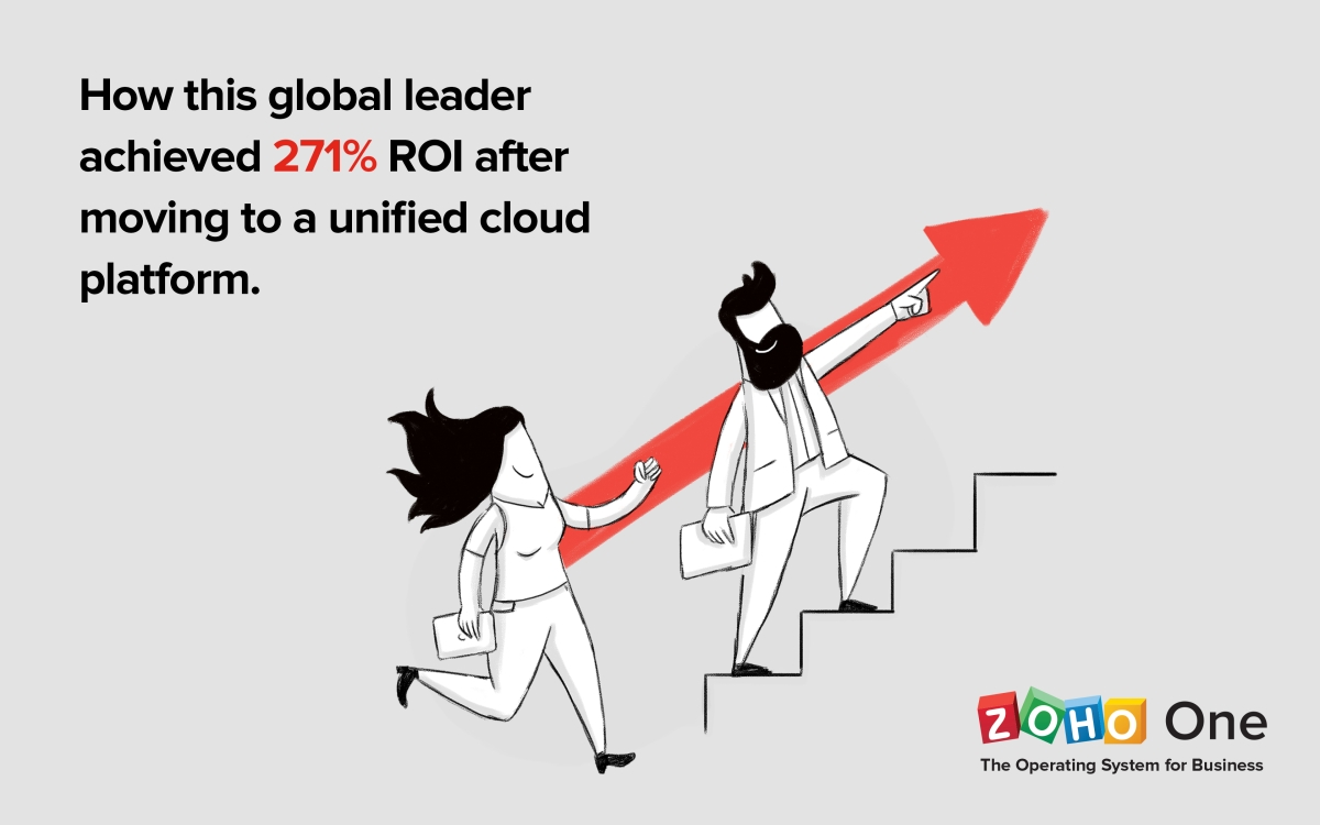 This Global Leader Made A Whopping 271 pc ROI After Moving To A Unified Cloud Platform