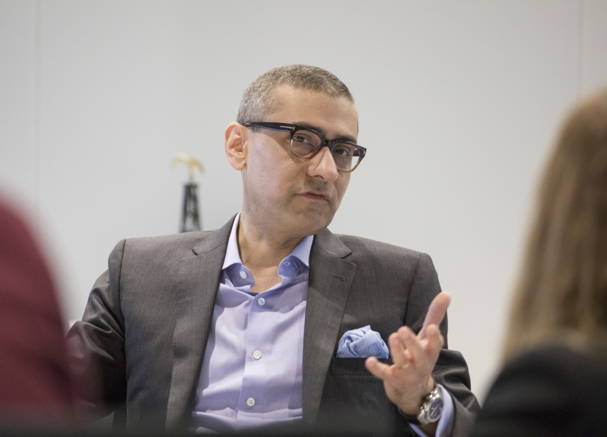 Nokia Replacing CEO Suri After Struggling to Make Headway in 5G