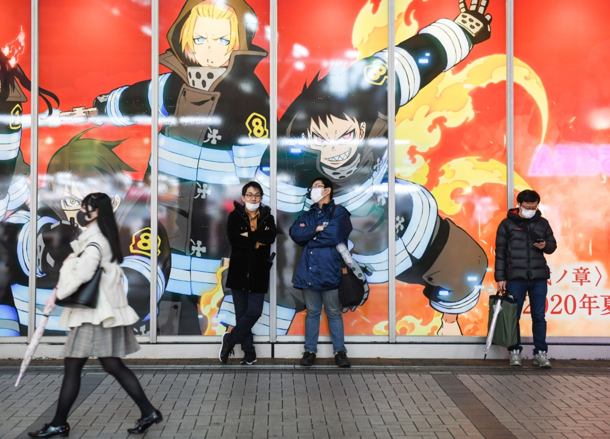 Japan's Economic Slide, Yen Gains Fuel Virus Slump Fears