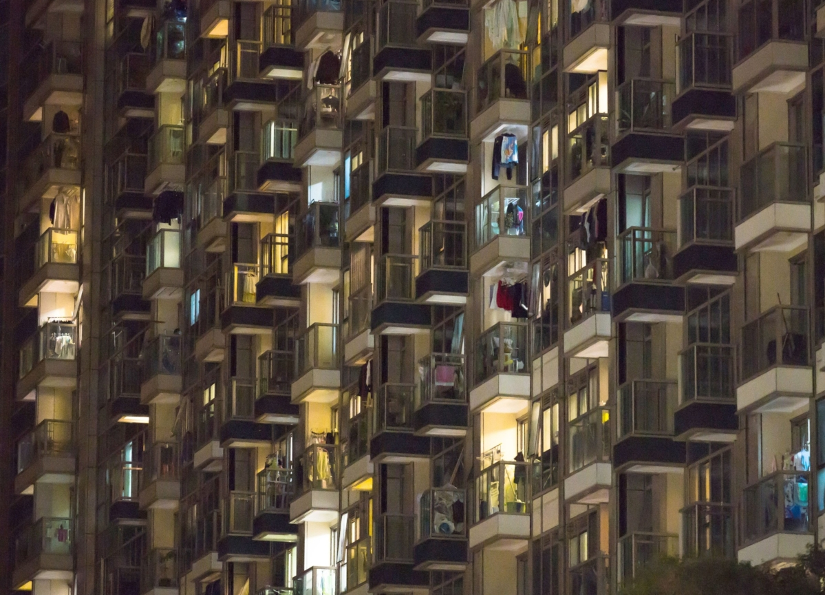 China Home Sales Plunged in February as Outbreak Intensified