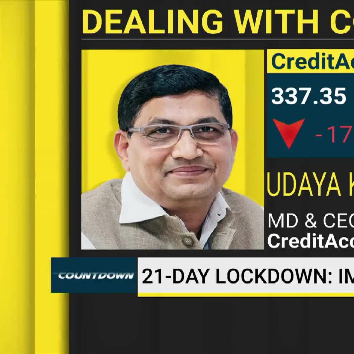 Long-Term Loans Keep CreditAccess Grameen's Liquidity High Through The Lockdown
