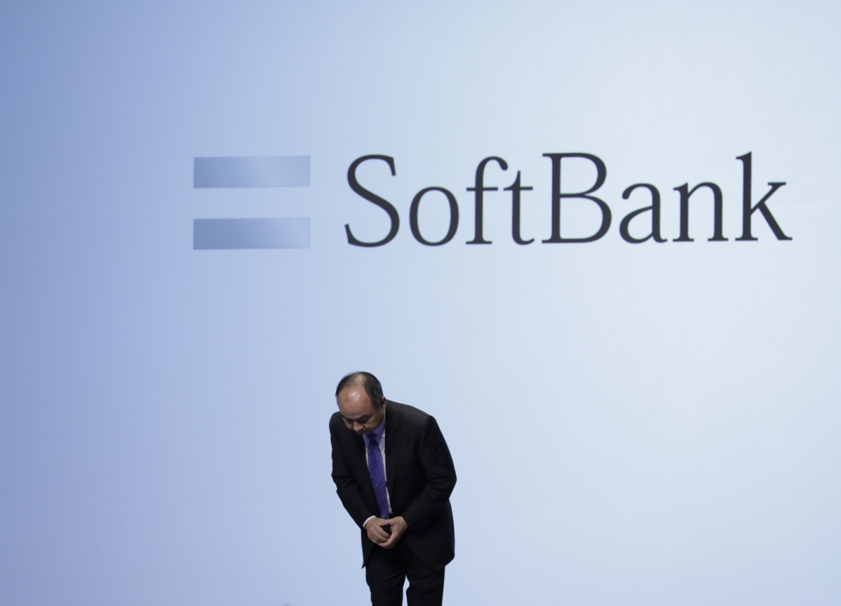 SoftBank CEO Faces Tougher Questions in U.S. After Market Plunge