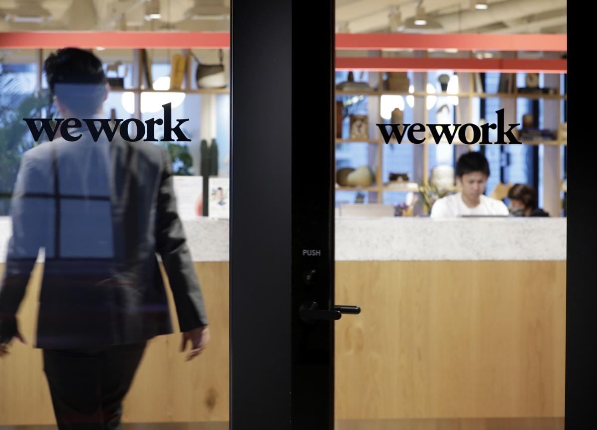 SoftBank Threatens to Unravel $3 Billion WeWork Stock Deal