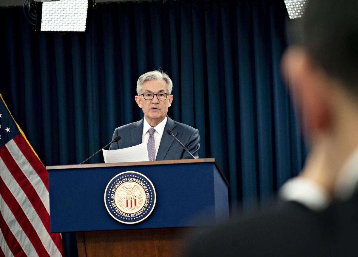 Fed's Anti-Virus Lending Firepower Could Reach $4.5 Trillion