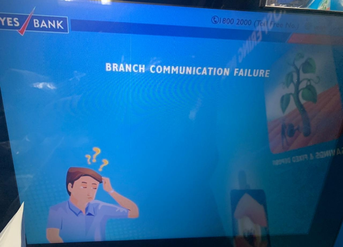 Yes Bank's Bonfire of Insanity Was Left to Burn
