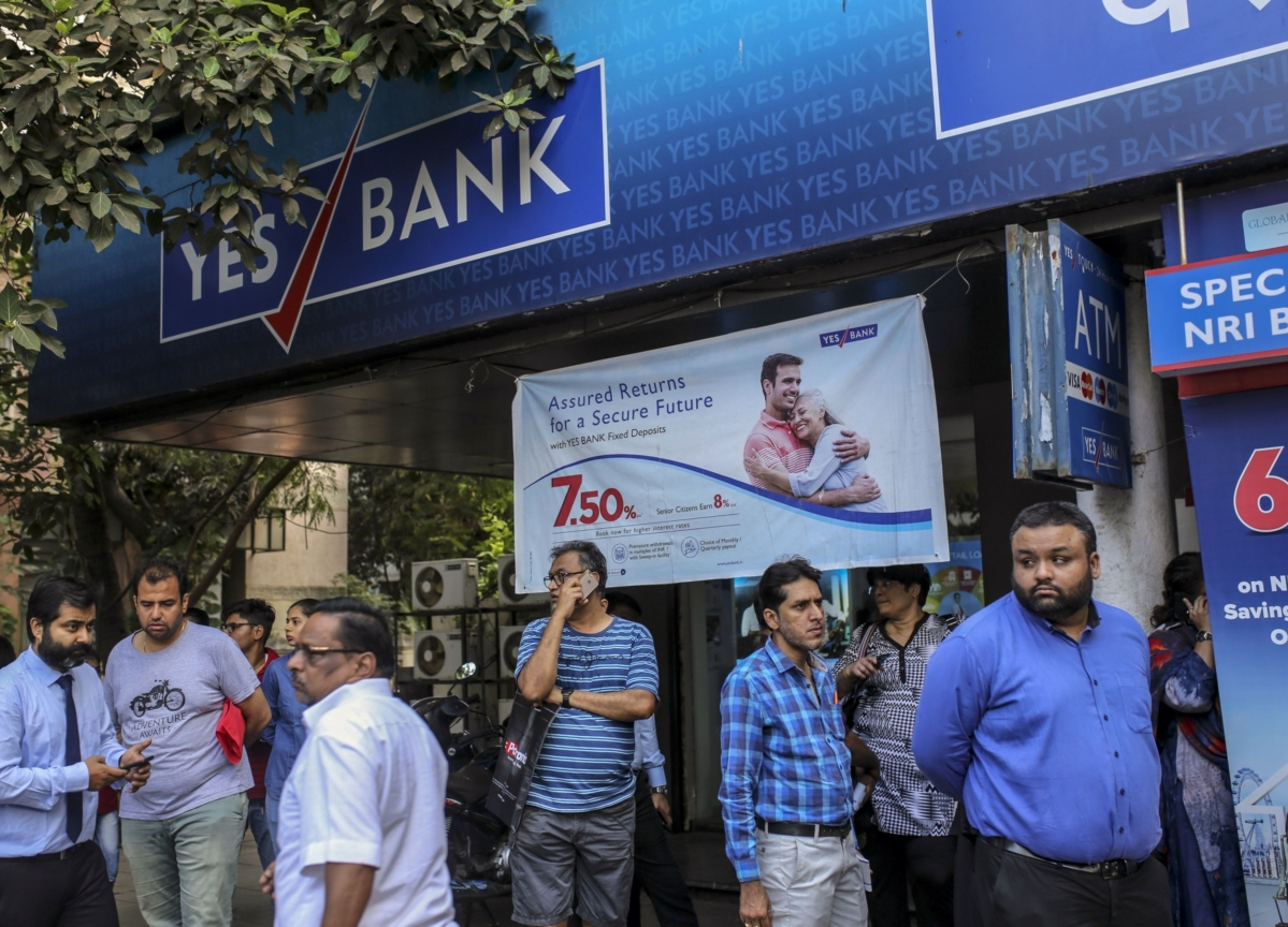 RBI Likely To Provide Liquidity Support To Yes Bank