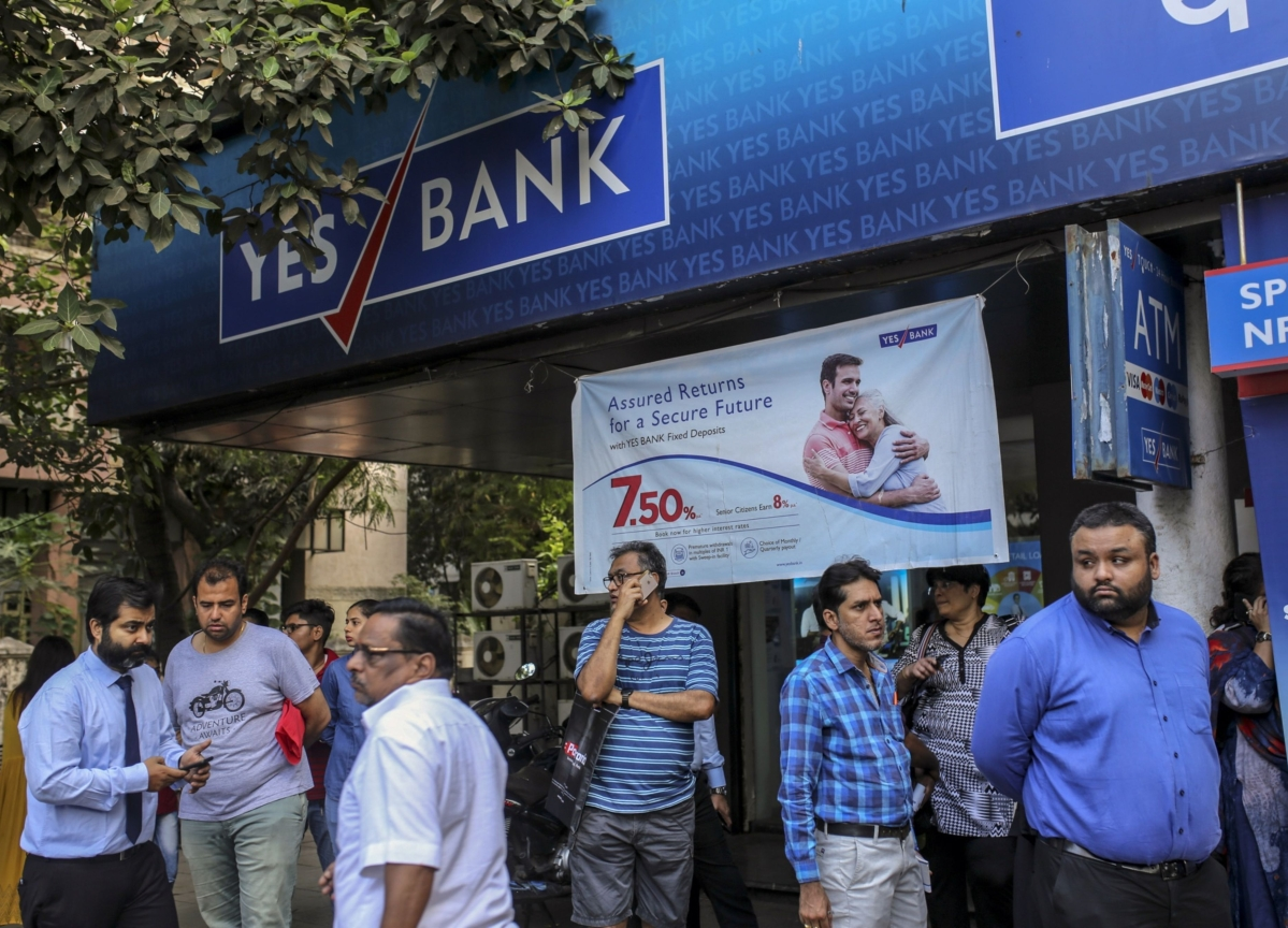 Fund With Most Yes Bank Local Bonds Marks Them Down to Zero