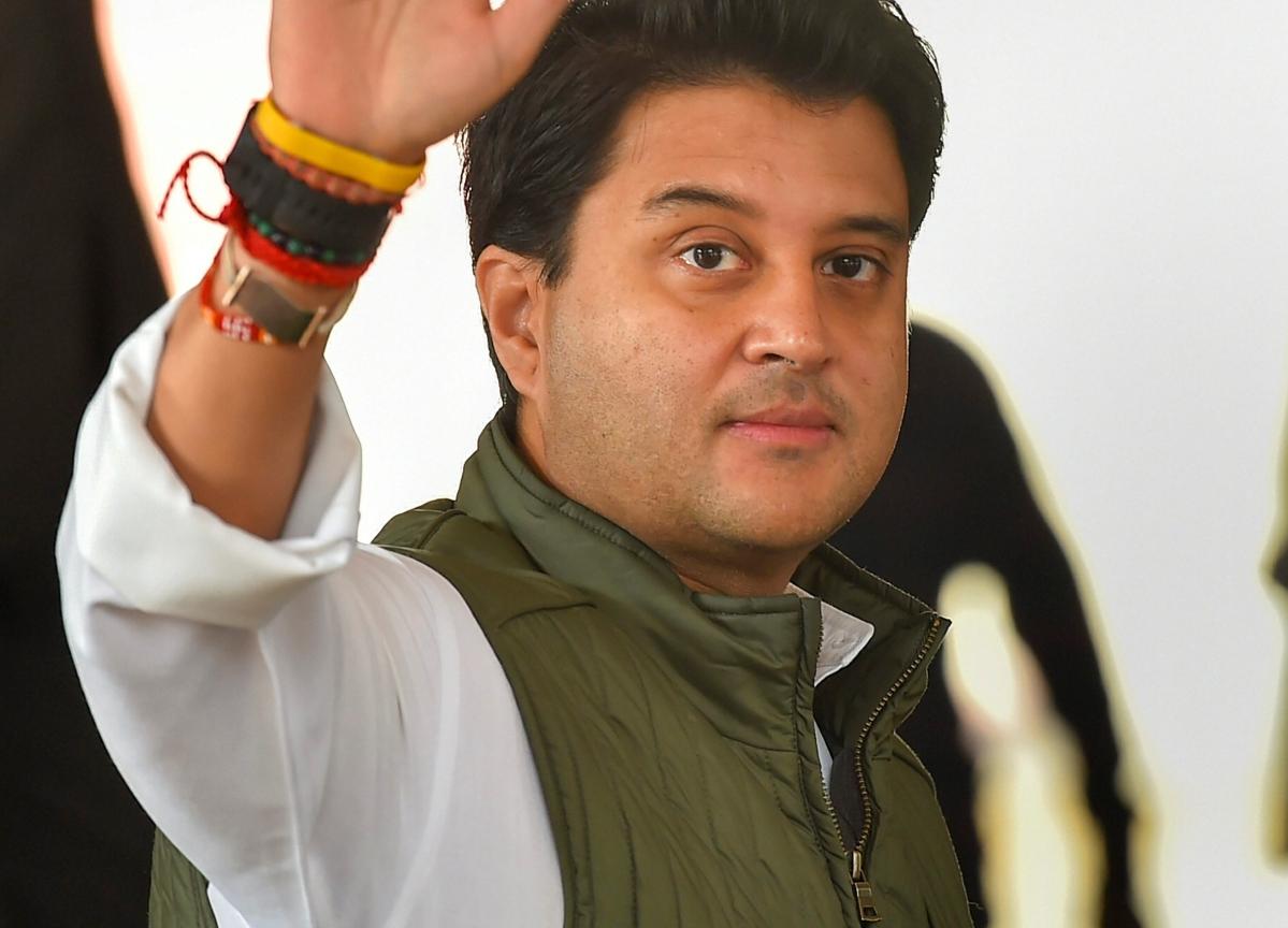 Madhya Pradesh Politics: Jyotiraditya Scindia Snaps His Family's Ties With Congress