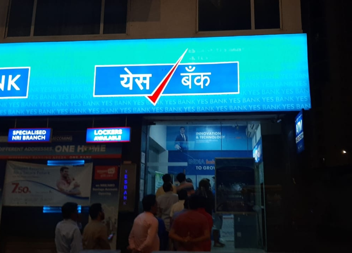 Yes Bank Share Price Falls 85% Intraday. What Brokerages Are Saying