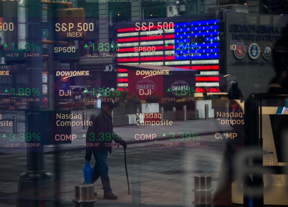 Fifth Week of Market Mayhem Starts With Limit-Down U.S. Futures